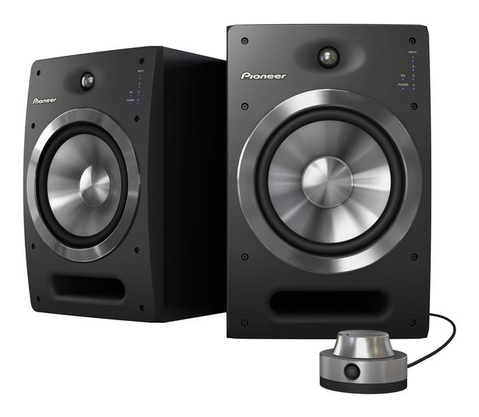 Pioneer S-DJ08 spekers