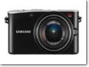 Samsung Mirrorless NX100 Camera