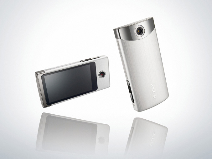 Sony reveals Bloggie Touch pocket camera