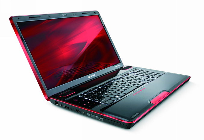 Toshiba Qosmio X500 Multimedia Laptop