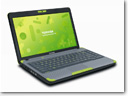 Toshiba Satellite L635 Kids notebook