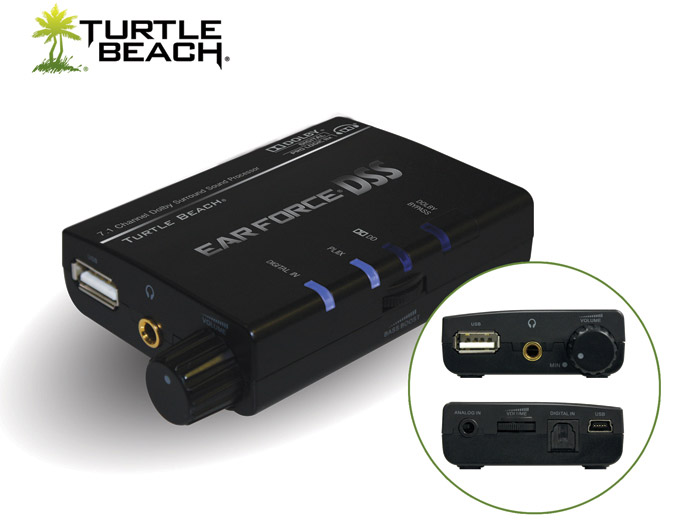 Turtle Beach Ear Force DSS