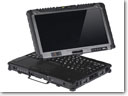 Powerful Rugged Convertible V200 Notebook by Getac