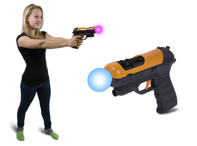 Aim Pistol for Playstation Move