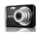 BenQ's S1410 digital camera packs O.I.S