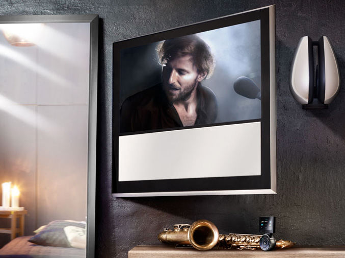 Bang & Olufsen's BeoVision 10 LCD TV family gets 32-inch version