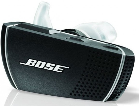 Bose reveals its first Bluetooth headset