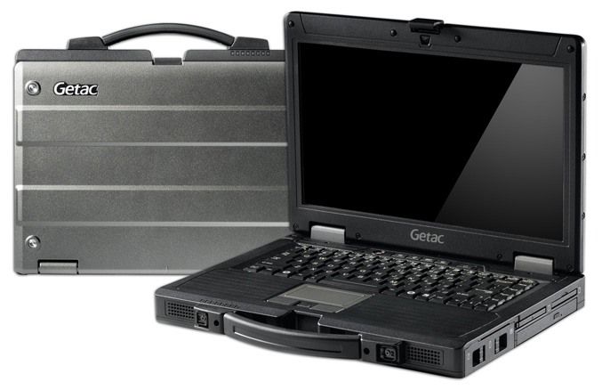 Getac's new S400 Semi-Rugged Notebook