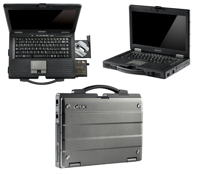 Getac S400 semi rugged notebook