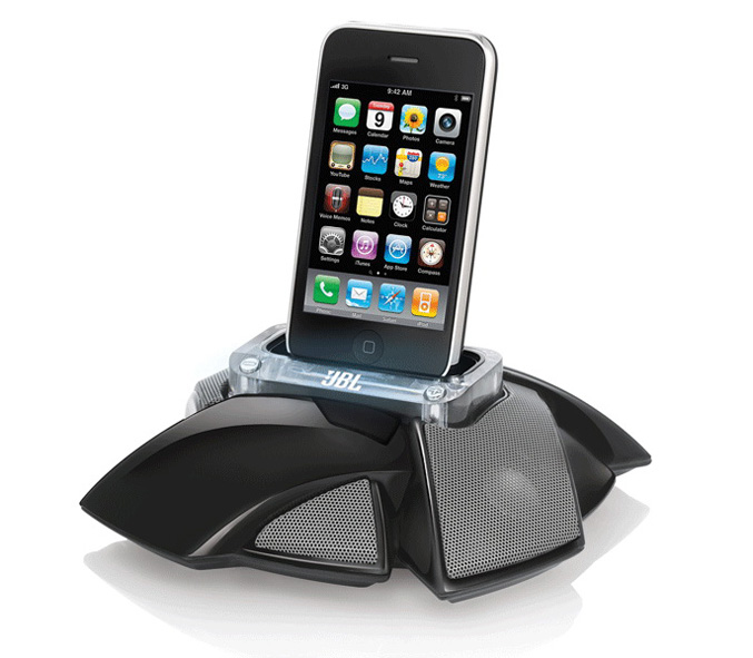 JBL releses On Stagei Micro III/IV iPod and iPhone Docks
