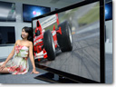 LG intros 72LEX9 The World's Largest Commercial 3D LCD TV