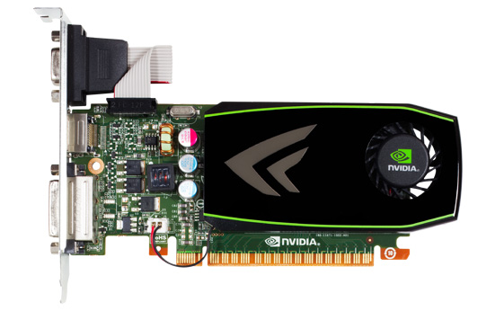 NVIDIA GeForce GT 430