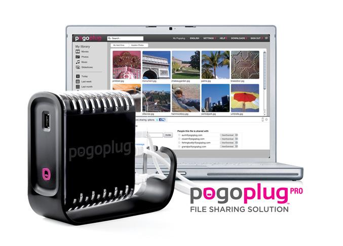 Pogoplug Pro Pro