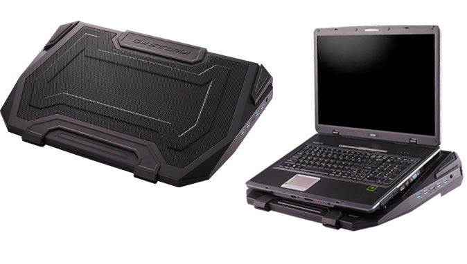 SF-19 Gaming notebook cooler pad