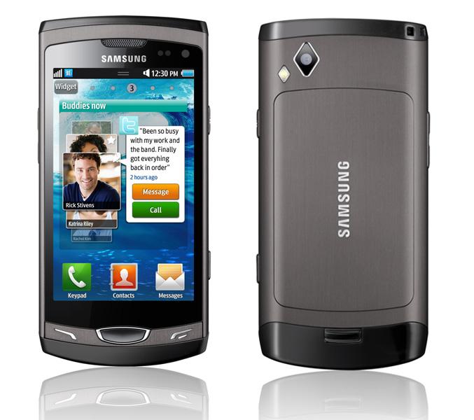 Samsung WAVE II (GT-S8530)