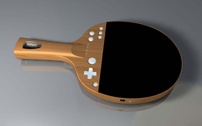 Shinobii Technologies TT Champion Bat for Wii