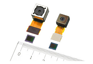 Sony world' first- 6.41 Megapixel CMOS image sensors