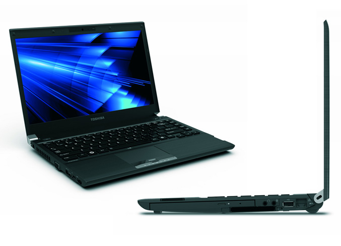 Toshiba refresh Portégé R700 notebook with 4G WiMAX capability