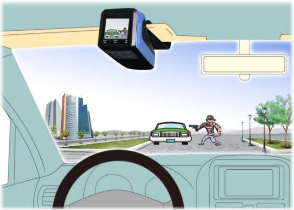 Vehicle Safeguard GV6330