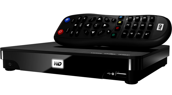 Western Digital launches TV Live Hub media center with 1TB storage capacity