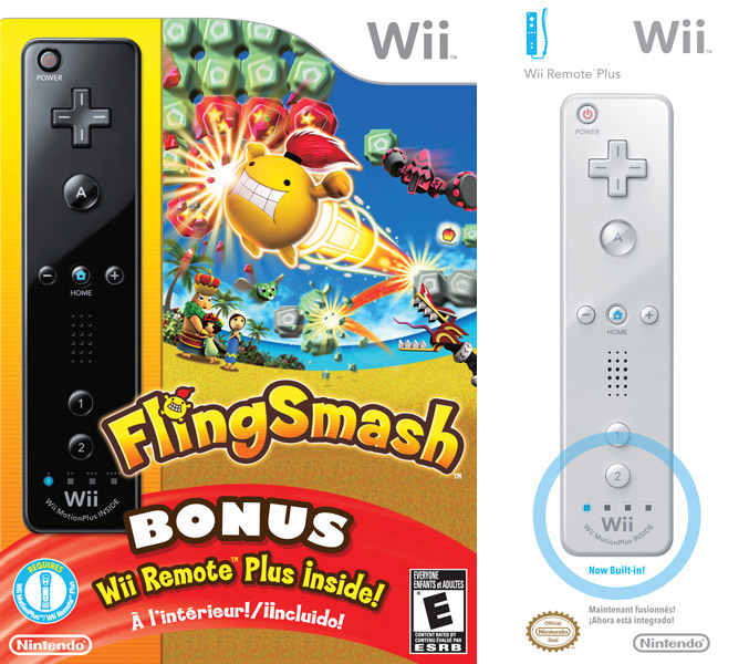 Nintendo launches Wii Remote Plus, Mario-red limited-edition of Wii and DSi XL 
