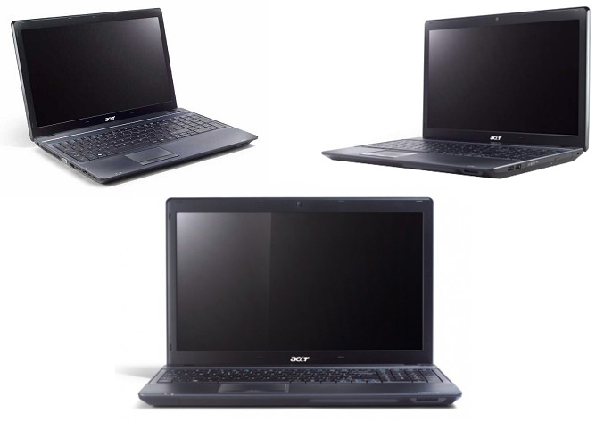 Acer TravelMate 5542