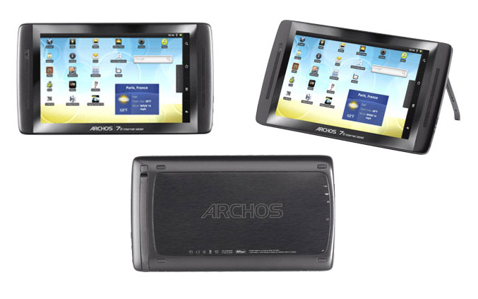 Archos70 internet tablet