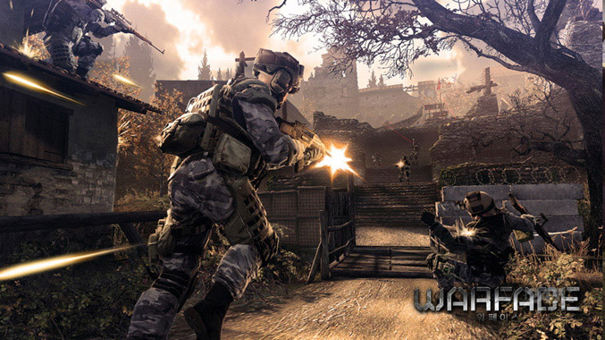 Crytek Warface