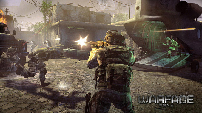Crytek unveils Warface free-to-play FPS game