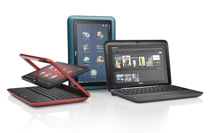 Dell Inspiron duo convertible tablet