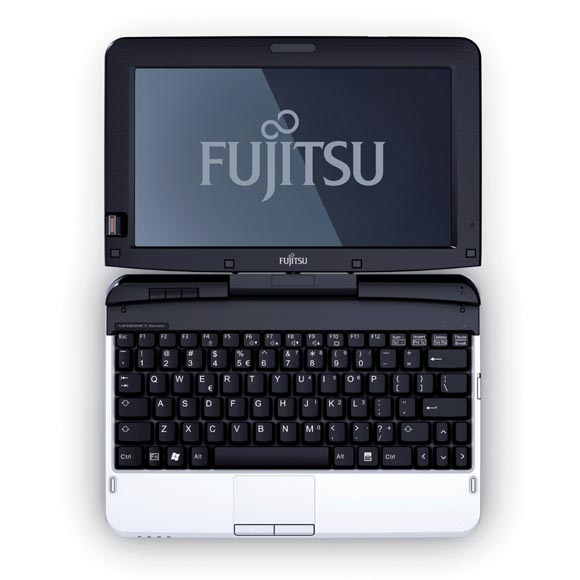 Fujitsu launches LIFEBOOK T580 and TH550 Tablet PCs