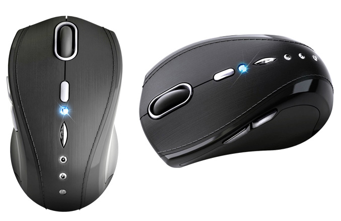 Gigabyte launches Classy Black version of GM-M7800S Wireless Mouse