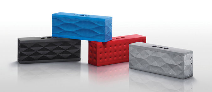 Jawbone unveils Jambox bluetooth speaker and speakerphone