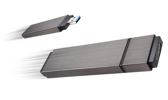 LaCie FastKey USB 3.0 SSDSSD