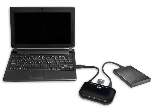LaCie Hub4 USB 3.0