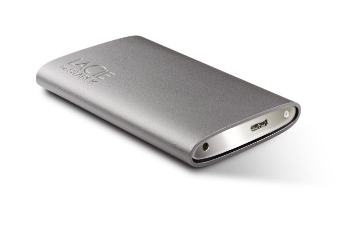 LaCie Starck USB 3.0 Mobile Drive