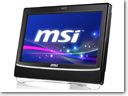 MSI debuts Wind Top AC1900 All-in-One PC