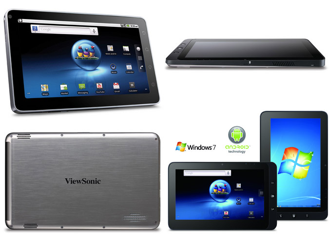 ViewSonic ViewPad10 Tablet
