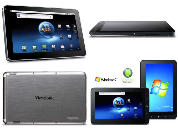 ViewSonic ViewPad10 Tablet