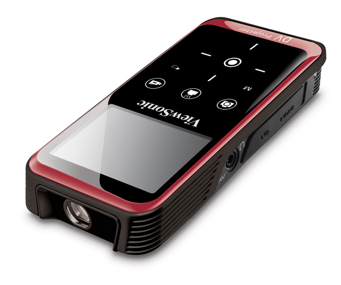 ViewSonic unveils pocket-sized 3D camcorder and compact Camcorder Projector