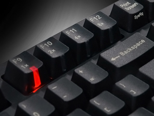 ZOWIE GEAR Celeritas mechanical gaming keyboard