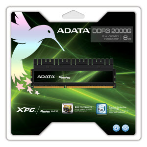 ADATA XPG Gaming Series V2.0 DDR3 Dual Channel Kit