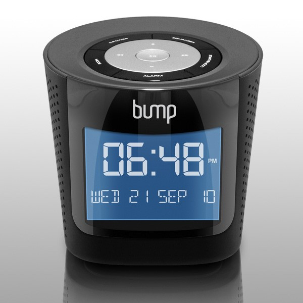 BUMP Portable MP3 and FM Radio Boombox (AMS01F)