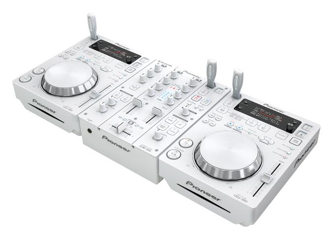 CDJ DJM-350-W