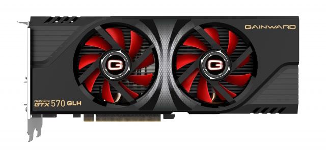 Gainward GeForce GTX 570 Golden Sample - Goes Like Hell