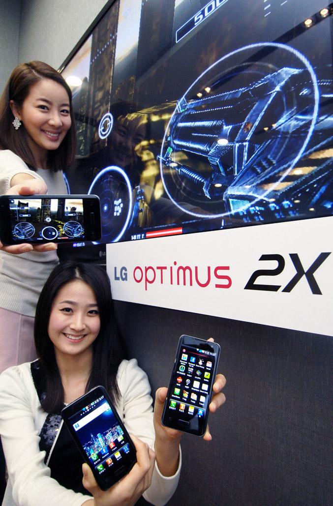 LG Optimus X2