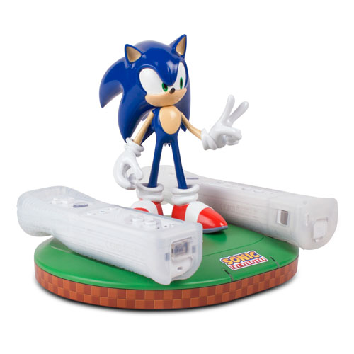 Mad Catz outs Limited Edition Sonic the Hedgehog Charger for Wii remotes
