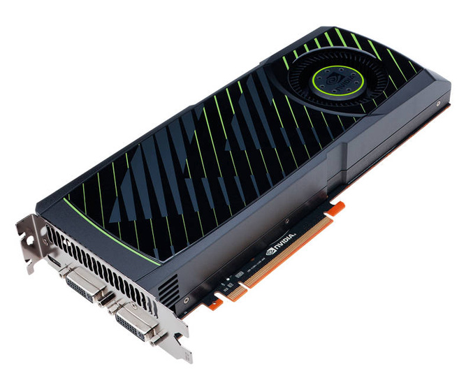 Nvidia GeForce GTX 570 official