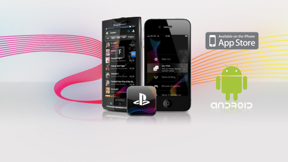 Official PlayStation App coming to iPhone and Android handsets