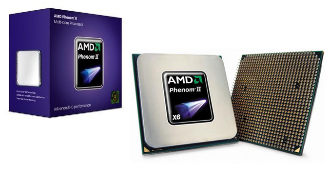 AMD Phenom II X6 1100T